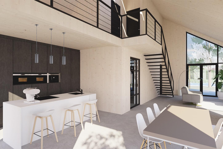 Schuurwoning-Heiloo-interieur-ruimtelijk-keuken-CLT