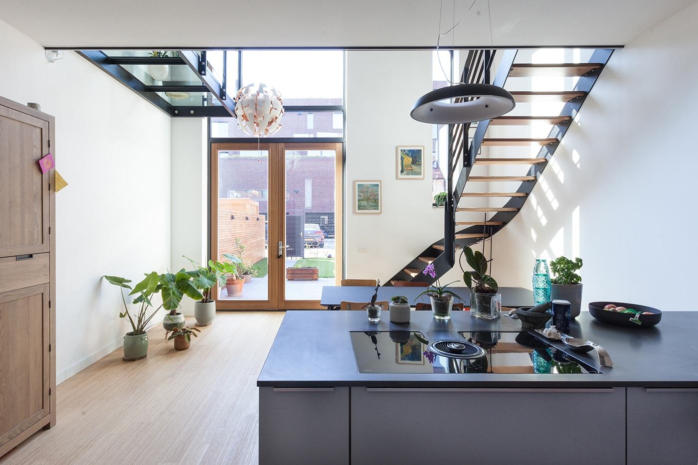Stadswoning Create@Mullerpier kavel 27 interieur 1 keuken
