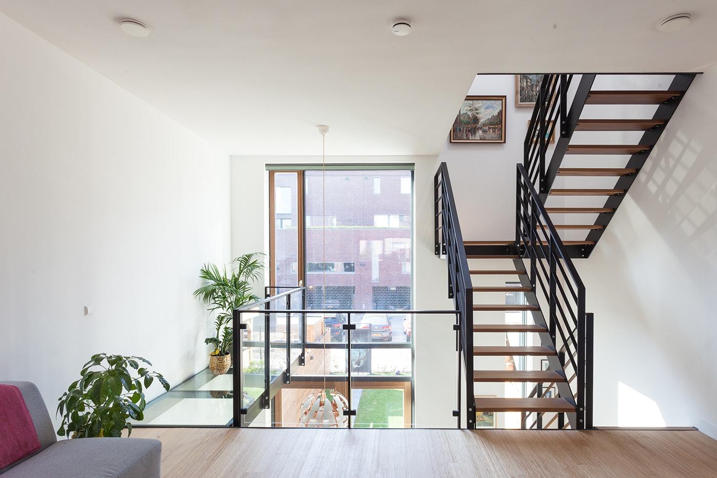 Stadswoning Create@Mullerpier kavel 27 interieur 3 woonkamer