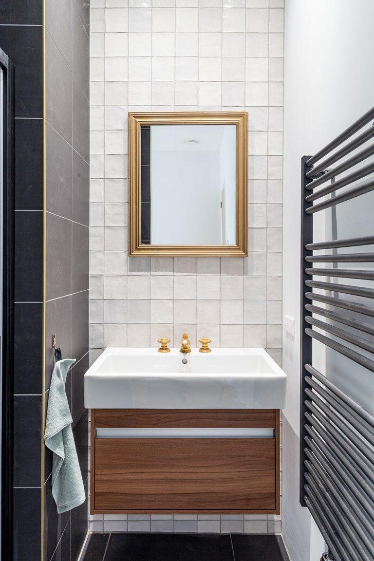 Stadswoning Create@Mullerpier kavel 27 interieur 6 badkamer
