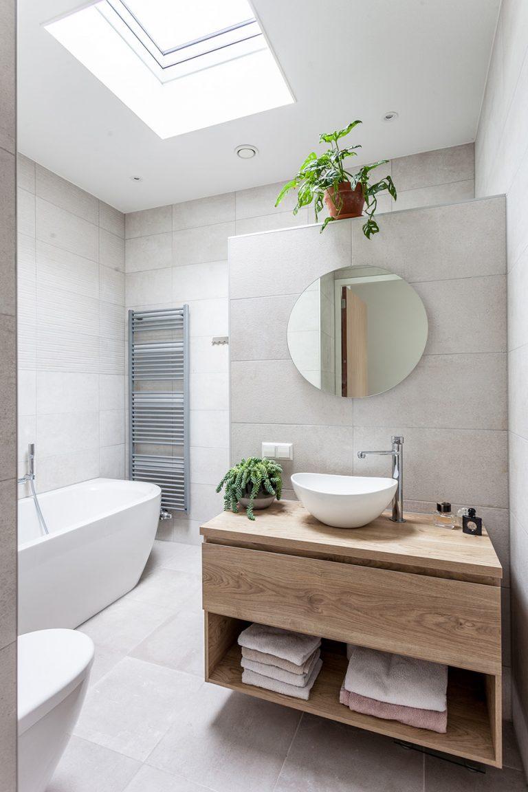 Stadswoning Create@Mullerpier kavel 27 interieur 7 badkamer