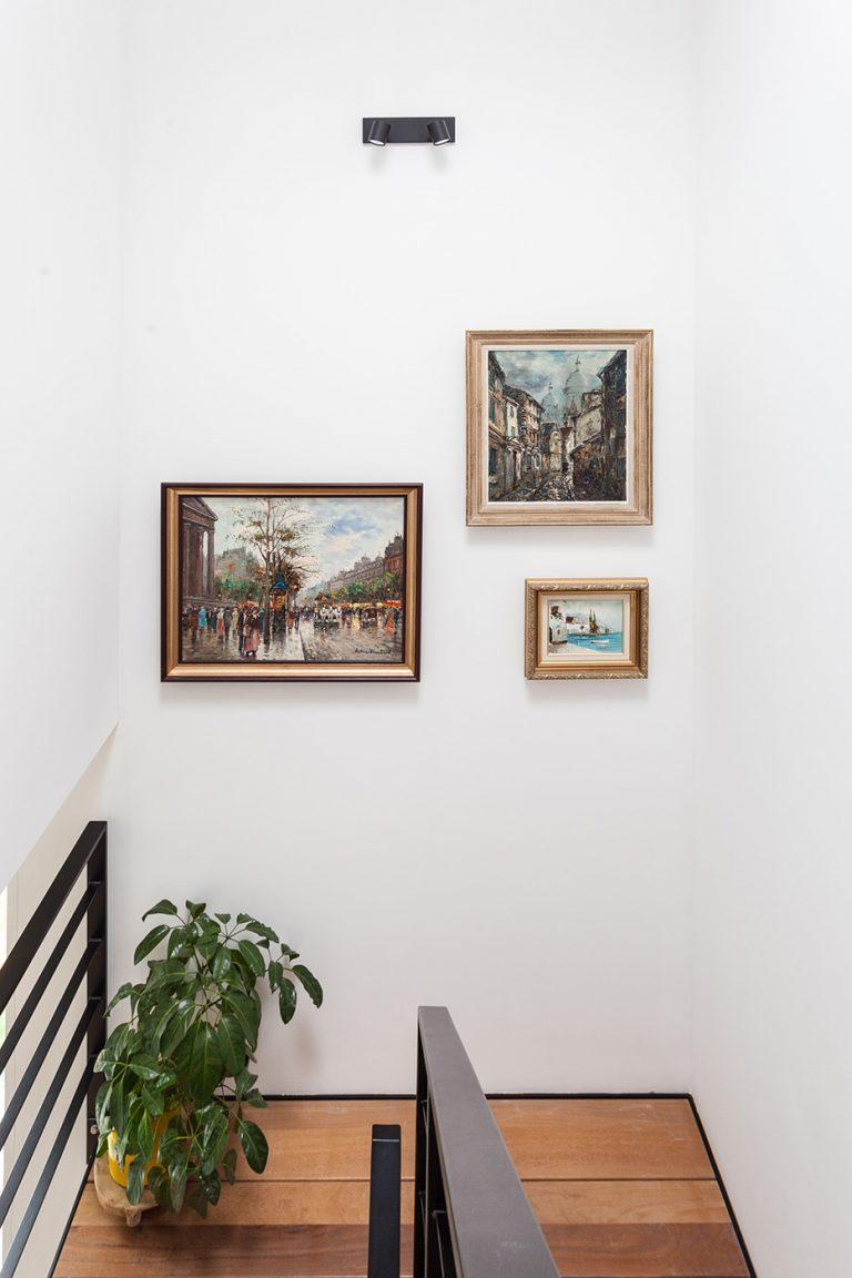 Stadswoning Create@Mullerpier kavel 27 interieur 8 trap
