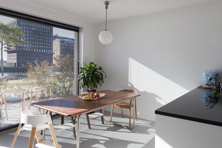 Stadswoning R+M Mullerpier interieur keuken