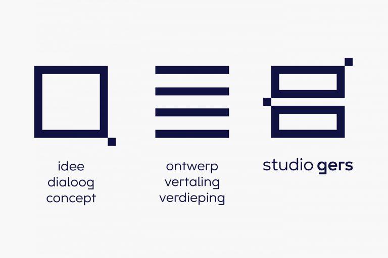 Studio Gers logo verklaring