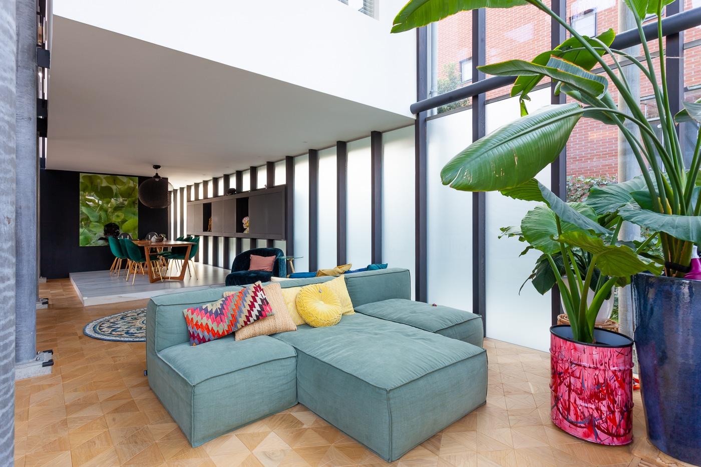 Woonhuis H+A uitbreiding makeover interieur 6 woonkamer